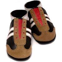 Baby Dutch babyslofjes Jogger Bruin-Maat: XS | 8718889084241