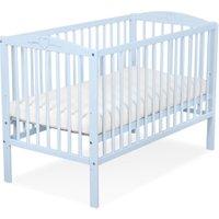 Baby Ledikant Blauw Hartje | 5908297432915