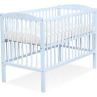 Baby Ledikant Blauw Kroontje | 5908297433035