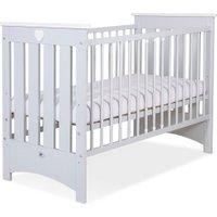 Baby Ledikant Lichtgrijs | 5908297432533