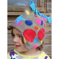 Buggy Snuggle Kindermuts Bright Bubbles Star XS | 5055284502387