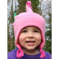 Buggy Snuggle Kindermuts Fleece Roze M | 5055284502592