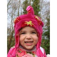 Buggy Snuggle Kindermuts Strawberry rood XS | 5055284502622