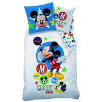 Dekbedovertrek Mickey Mouse Expressions   3272760436536