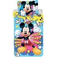 Disney Dekbedovertrek Mickey Mouse Bam Multi | 8592753012147