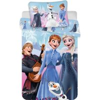 Disney Frozen Dekbedovertrek Singing Together | 8592753014455