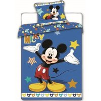 Disney Mickey Mouse Dekbedovertrek Star | 8592753006252