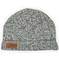 Jollein Babymuts Stonewashed Knit Grey | 8717329326101