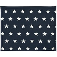 Jollein Boxdek 75x95cm Little Star Navy | 8717329329447