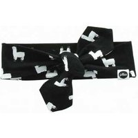 Jollein Haarband Lama Black & White | 8717329343078
