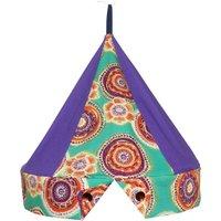 Klamboekroon Circel Oranje/Paars | 8718889083978