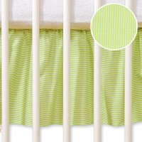 My Sweet Baby Bedrok Stripes Groen 70x140cm | 8718889082735