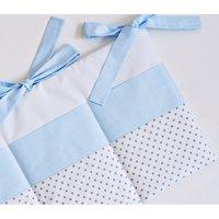 Opbergzak Dolly Dots Blauw | 8718889089635