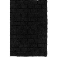 Seahorse Metro Badmat Black 60 x 90 cm | 8719002127180