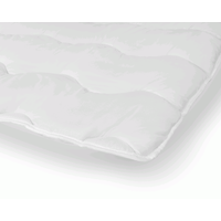 Sleeptime Luxury Hotel Matras Topper White-90 x 210 cm | 8719242007051