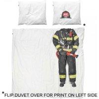 Snurk Beddengoed Firefighter-200×200/220 | 8718421928552
