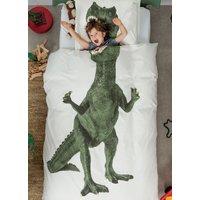 Snurk Beddengoed Junior Dinosaurus Rex | 8719323640054