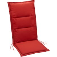 Summerset Club Tuinstoelkussen Red 121x50cm | 8719002117792