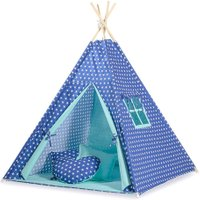 Tipi Speeltent Stars Dark Blue | 8718889090228