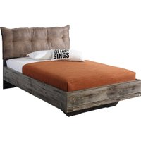 Bed Timberstyle Met Nachtkast 1-persoons | 8719158289671