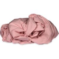 Katoen Perkal Split Topper Hoeslaken Roze | 8720088099391